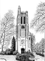 Beaumont Tower,  East Lansing